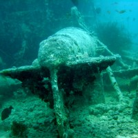 Torpedo auf Deck, Steuerbordseite, September 2002