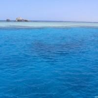Blick über das Riff in westliche Richtung, Mai 2007