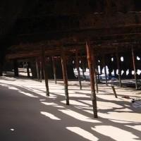 Schwenk durch die Maheno in Richtung Heck, September 2006