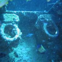 Wohl die berühmtesten Toiletten der südlichen Hemisphere, September 2006