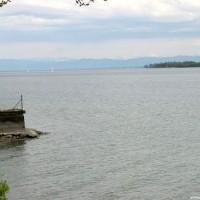 Tauchplatz Seezeichen 24 oder auch Baugraf genannt, April 2002