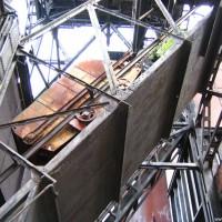 Förderanlage, Oktober 2005