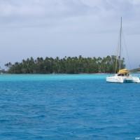 Die Insel Île Mahaea, September 2005