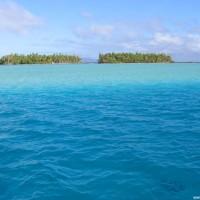 Das Paradies über Wasser, September 2005