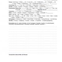 PADI Adventure Log / iQ Logbuch L - 1 Tauchgang pro Seite v4