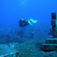 Der Unterwasserfriedhof