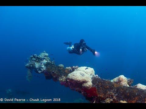 Sidemount Wreck Diving Truk Lagoon - The Documentary