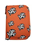 iQ-Company Iq Logbook Allover Fish Siren Logbuch, Orange, XS