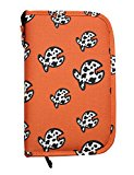 iQ-Company Iq Logbook M Allover Fish Siren Logbuch, Orange, M