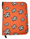 iQ-Company Iq Logbook L Allover Fish Siren Logbuch, Orange, L